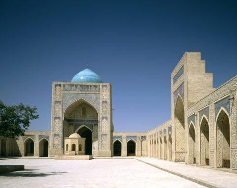 カラーン・モスク 世界遺産