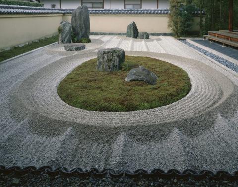 大徳寺 龍源院 方丈