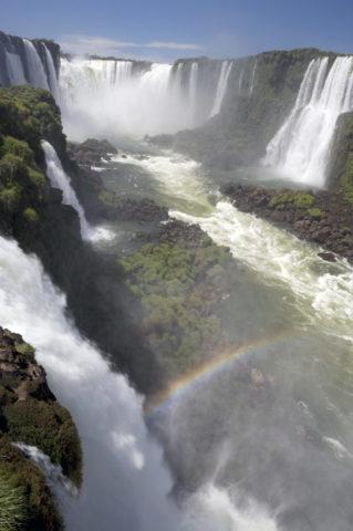 イグアスの滝 悪魔のノド笛