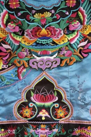 張家界市 土家族盛装民族衣装部分
