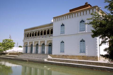 スィトライ・モヒ・ホサ宮殿 ハーレムとプール W