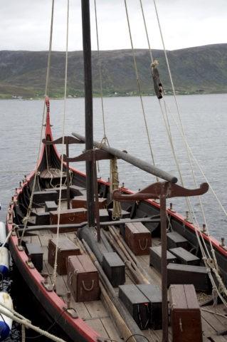ヴァイキング博物館 ヴァイキング船 ボルグ