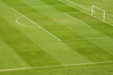 サッカーゴール マラカナンスタジアム