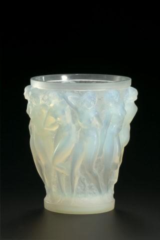 ラリック 花瓶 バッカスの巫女たち