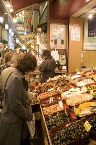 錦市場 市場 年末 師走 正月 買い物 おせち料理