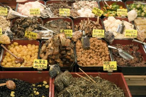 錦市場 市場 年末 師走 正月 おせち料理