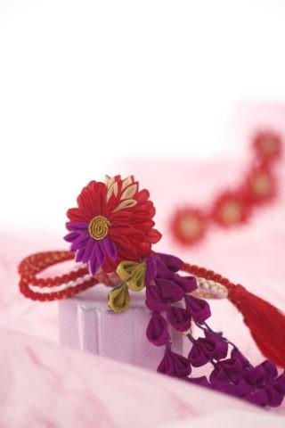和風 髪飾り 花かんざし