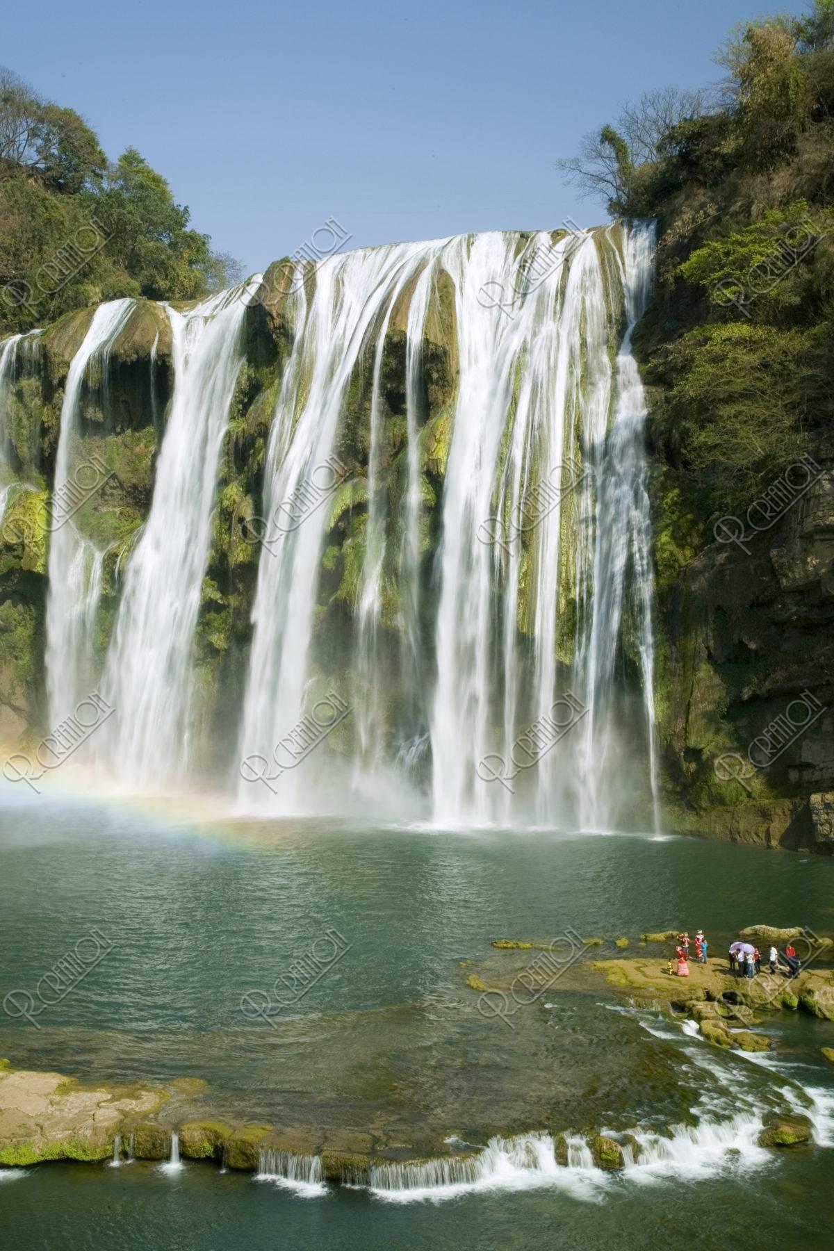 黄果樹瀑布