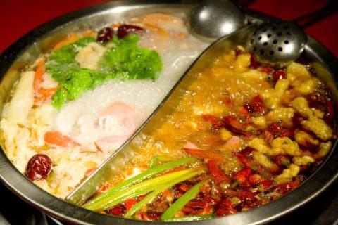 四川省の郷土料理 火鍋