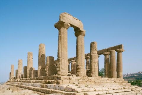 神殿の谷 ヘラ神殿 W
