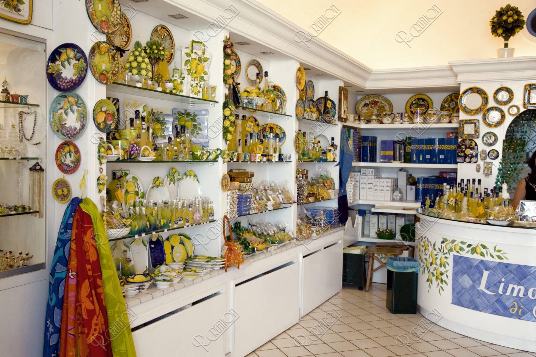 レモンチェッロの店