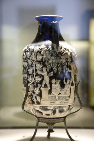 ナポリ考古学博物館内 出土品