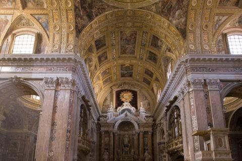 ジェズヌオーヴォ教会 W