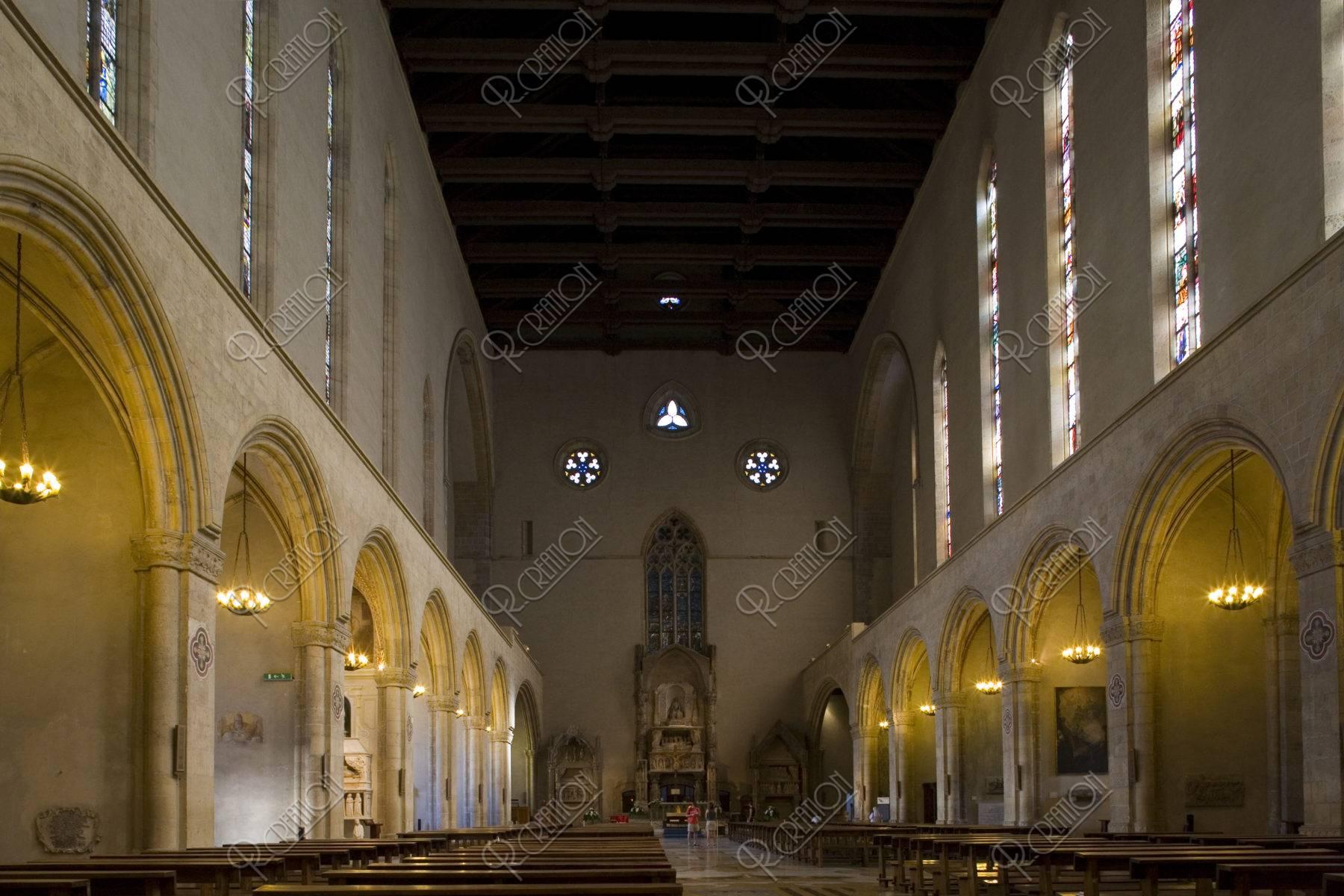 サンタキアーラ教会 W