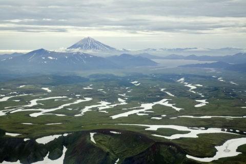 アサチャ火山 世界遺産