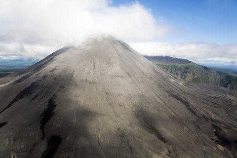 カルムスキー火山 世界遺産