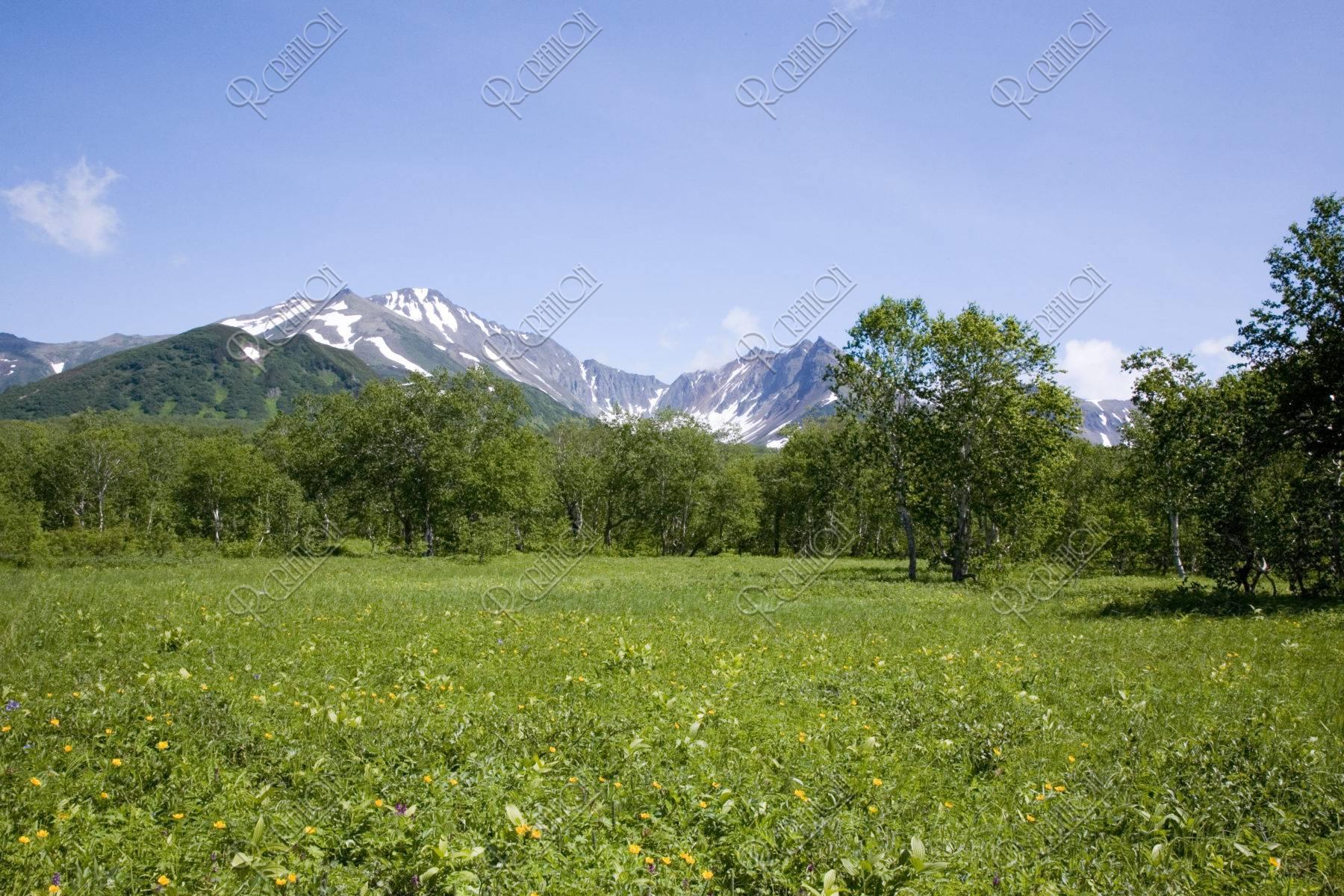 バチカゼッツ山群