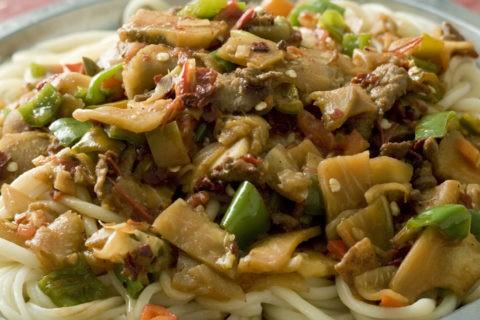 郷土料理 伴麺