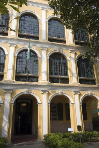 ロバートホートン図書館 世界遺産
