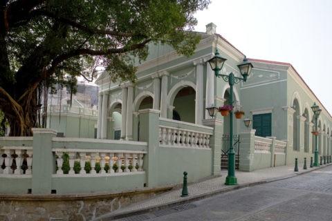 ドンペドロ五世劇場 世界遺産
