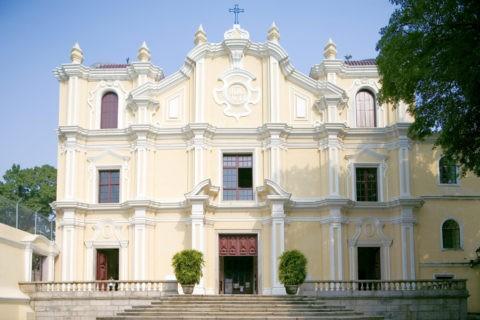聖ジョセフ修道院聖堂 世界遺産