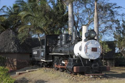 サトウキビ列車