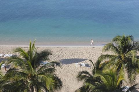 カリブ海とビーチ