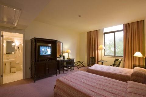 ナショナル・デ・クバホテルの客室
