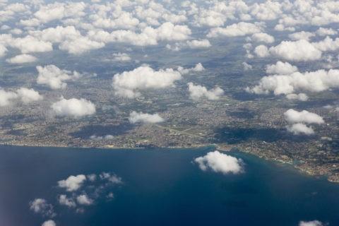 空撮 ハバナ市