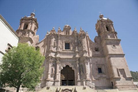サントドミンゴ教会 世界遺産