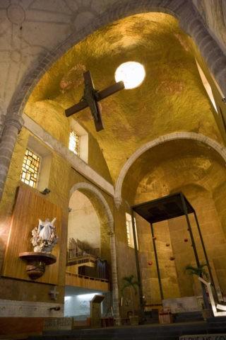 クエルナバカ大聖堂 内部 世界遺産