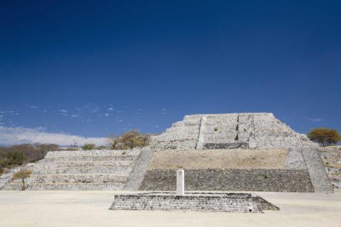 ソチカルコ遺跡 ピラミッド 世界遺産