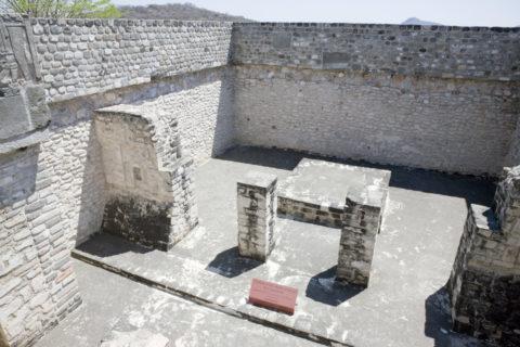 ソチカルコ遺跡 天体観測所 世界遺産