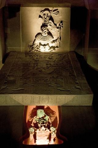 国立人類学博物館 ヒスイの仮面 世界遺産