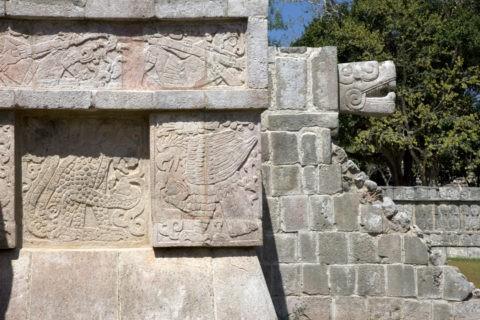 チチェンイッツァ遺跡 世界遺産