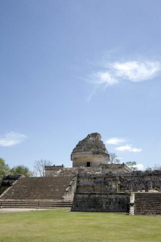 チチェンイッツァ遺跡 天文台 世界遺産