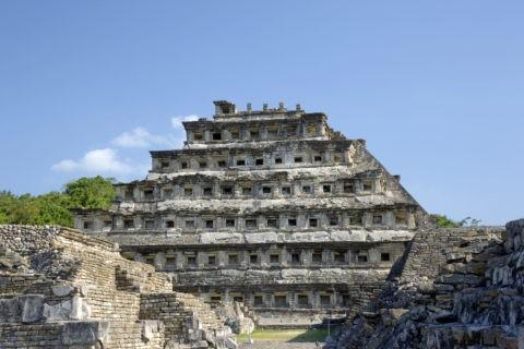 エルタヒン遺跡 壁龕のピラミッド 世界遺産