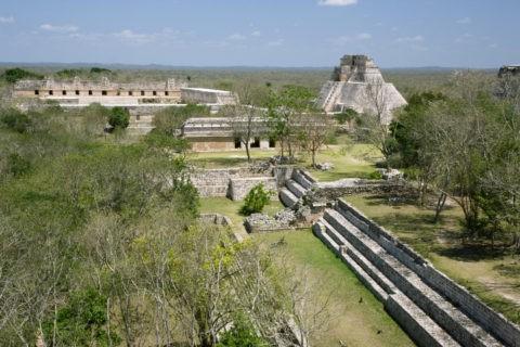 ウシュマル遺跡 世界遺産