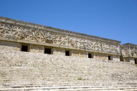 ウシュマル遺跡 総督の宮殿 世界遺産