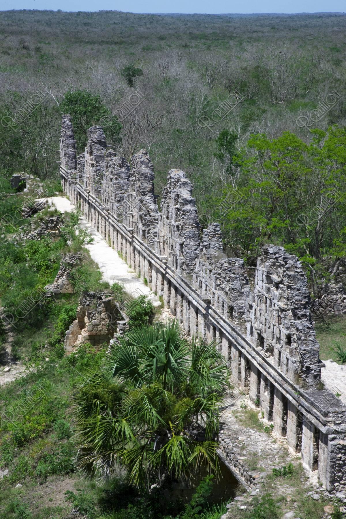 ウシュマル遺跡 鳩の家 世界遺産
