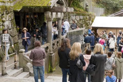 清水寺 音羽の滝 世界遺産