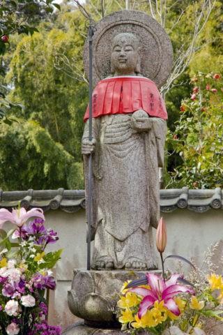 鈴虫寺 幸福地蔵大菩薩