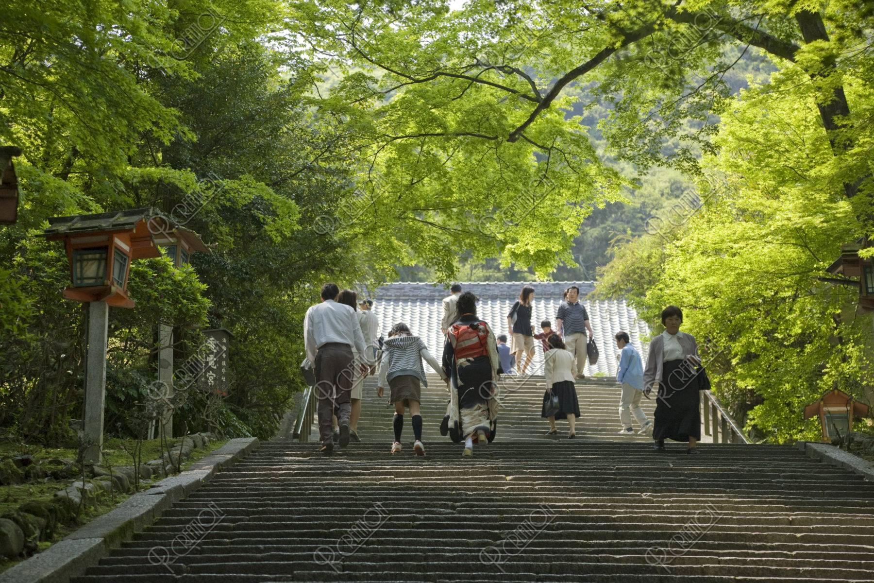 嵐山法輪寺 十三まいり