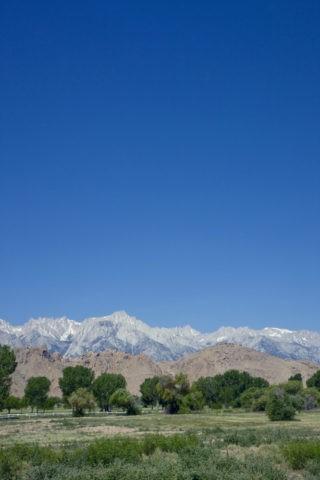 シェラネバダ山脈 ホイットニー山