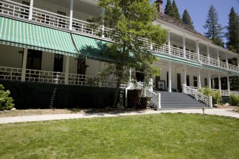 ワオナホテル ヨセミテ国立公園 世界遺産