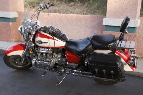 ホンダ 大型オートバイ