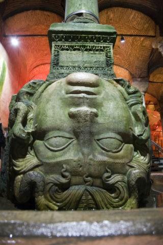 地下宮殿 メドーサ 世界遺産