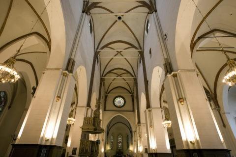 リーガ大聖堂 世界遺産