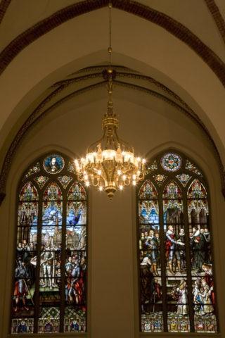 リーガ大聖堂 ステンドグラス 世界遺産