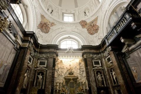 ヴィリニュス大聖堂 聖カジミエル礼拝堂 世界遺産